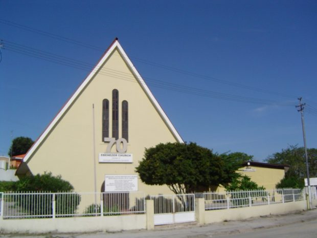 Ebenezer Church / foto VPG