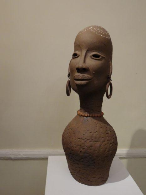 Norva Sling - Viktoria - keramiek - collectie Maria en Otto Linker - foto Aart G. Broek - Curacao 2018
