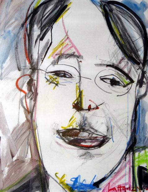 witte identiteit van de straat / Aart G. Broek