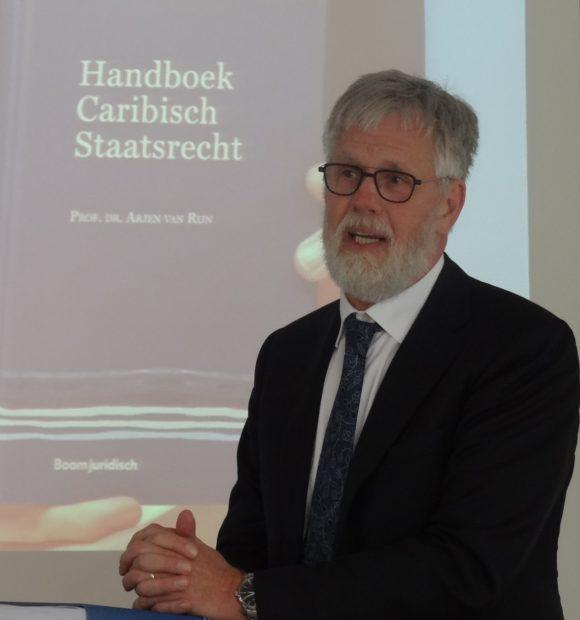 prof. dr. mr. Arjen van Rijn - foto Aart G. Broek 2019