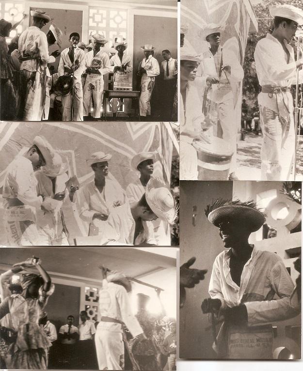1969, Tambúgroep van het Radulphus College