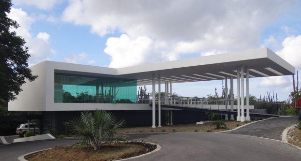 S.A.L. 'Mongui' Maduro bibliotheek, Curaçao