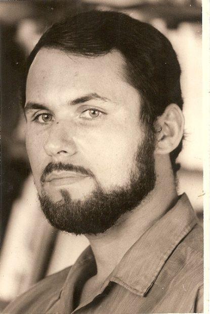 Fred de Haas, leraar Frans aan het Radulphus College, Curaçao,, 1965-1970