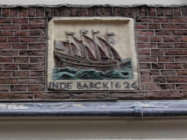 Inde Barck 1626 - foto Aart G. Broek / Amsterdam 2019