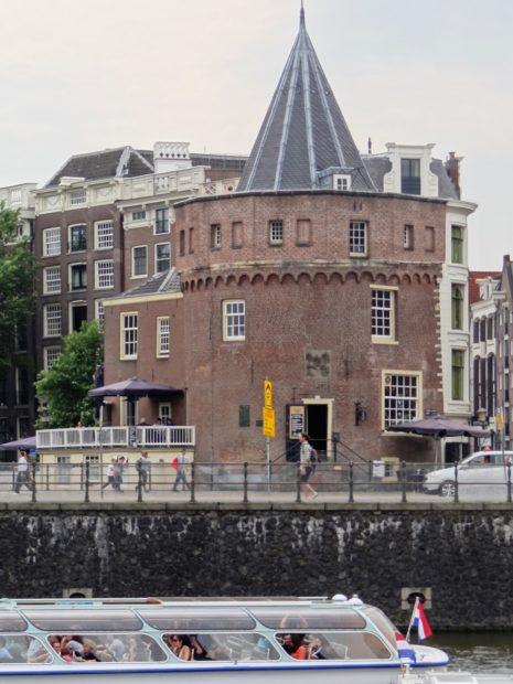 Schreierstoren Amsterdam - foto Aart G. Broek -