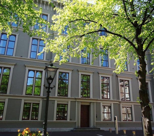 Voormalige ministerie van Koloniën - Plein - Den Haag - foto Aart G. Broek 2018