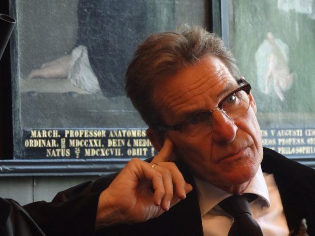 prof. dr. Gert J. Oostindie - foto Aart G. Broek