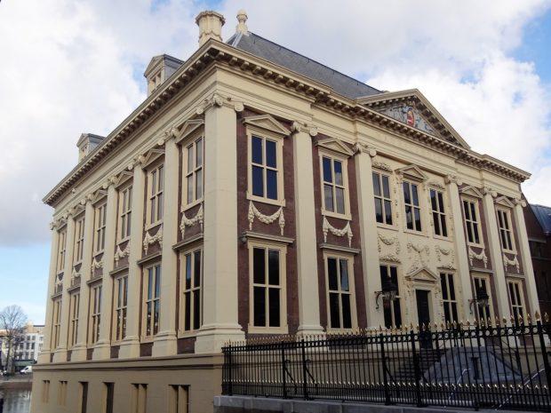 Mauritshuis I foto Aart G. Broek