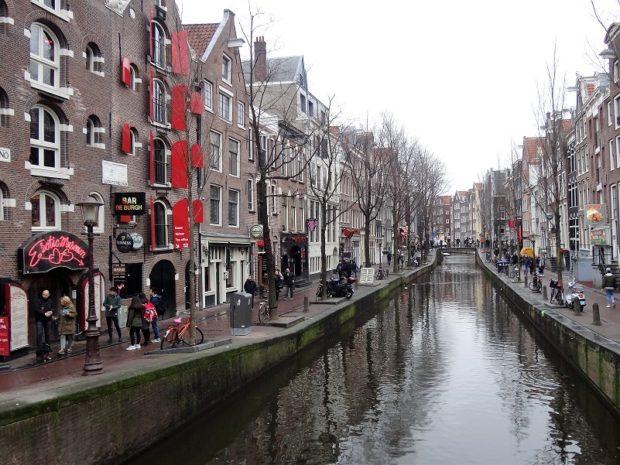 Slavernij aan de Amsterdamse grachten - foto Aart G. Broek