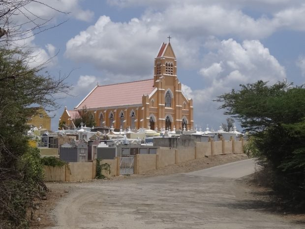 Kerk van Sint-Willibrordus, Curaçao - foto Aart G. Broek